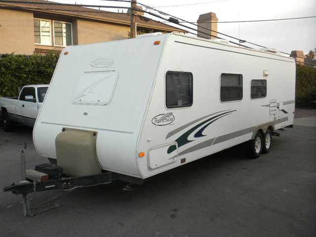 2005 Used R-Vision Trail Cruiser TC-280 Travel Trailer In