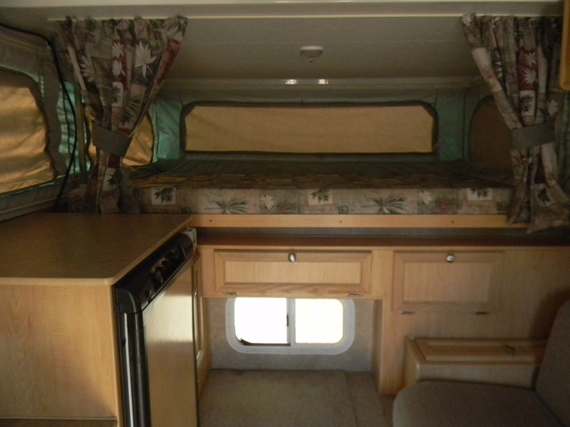 2005 Used Starcraft Pine Mountain Lone Star S Truck Camper