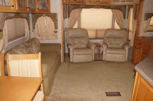 2006 Used Keystone Cambridge 358rlq Fifth Wheel In Texas Tx