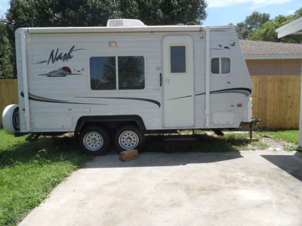 Nash Travel Trailers For Sale In California