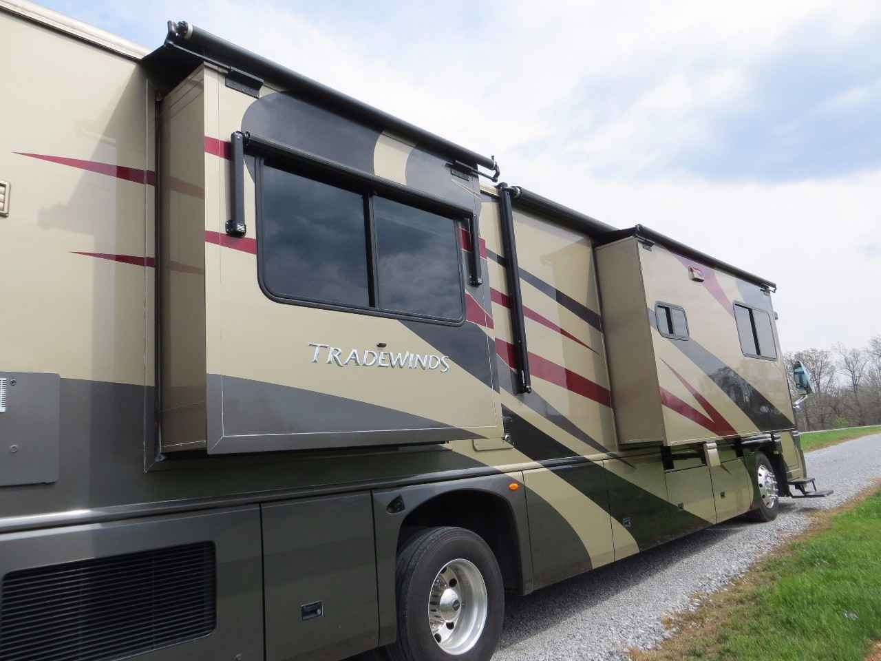 2006 Used National Tradewinds 40d Class A In Arkansas Ar