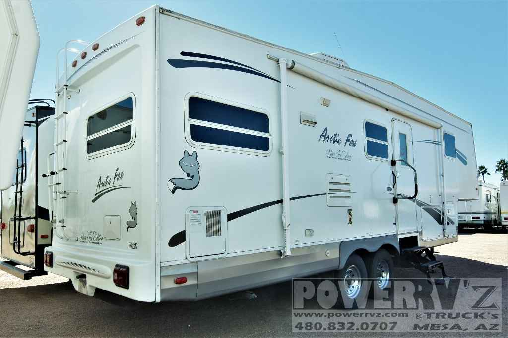 2006 Used Northwood Arctic Fox Fifth Wheel In Arizona Az