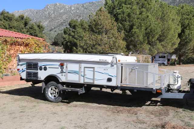 2006 Used Starcraft Rt 13RT Pop Up Camper in California CA