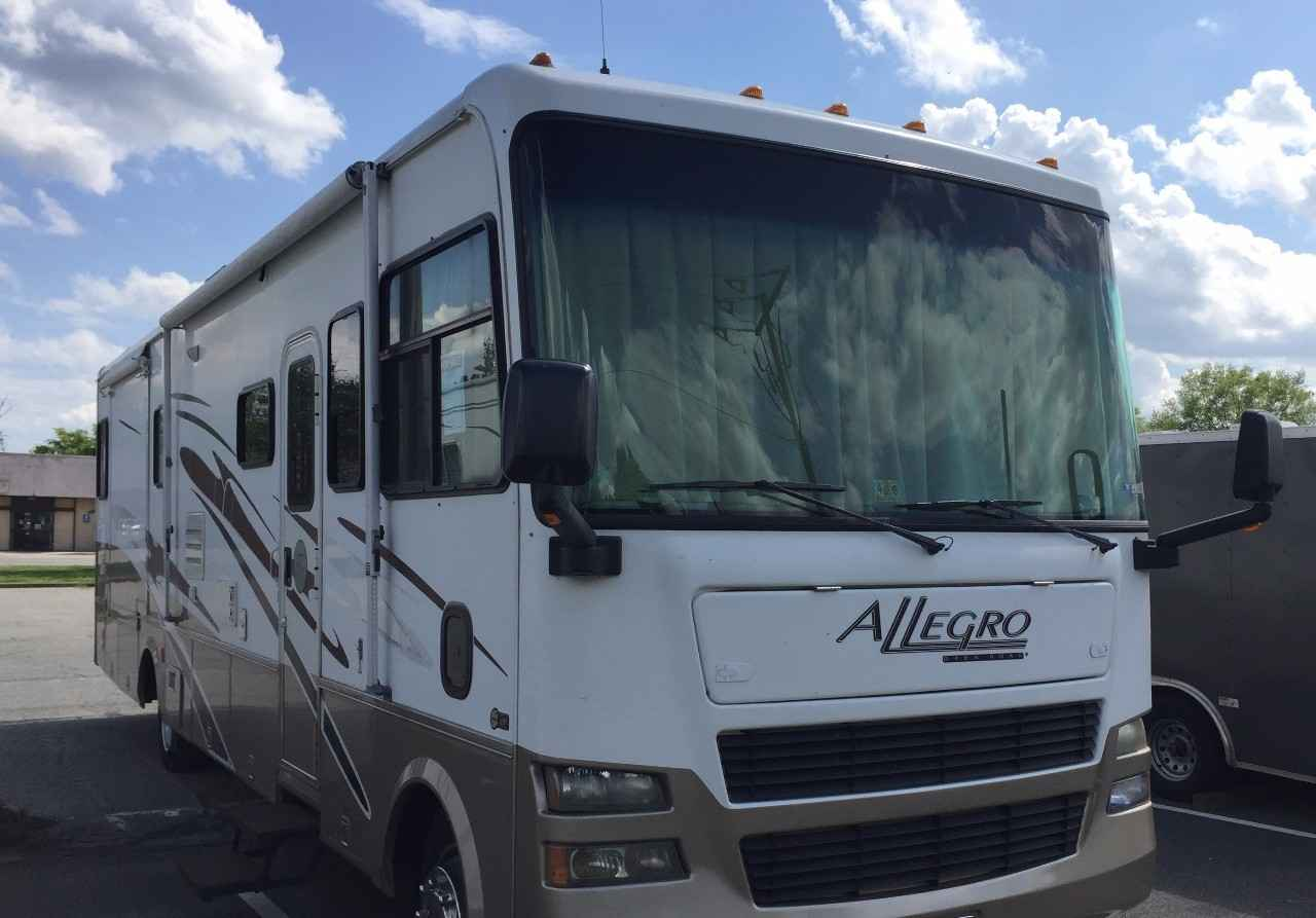 2006 used tiffin motorhomes allegro open road 35tsa class for Allegro home