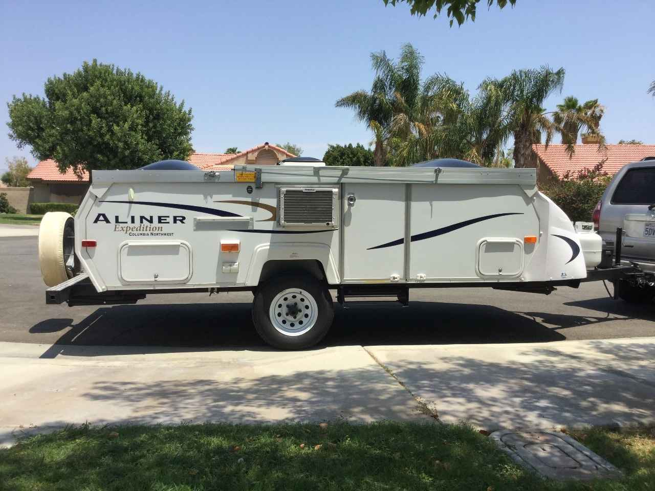 2007 Used A Liner Expedition Pop Up Camper In California Ca