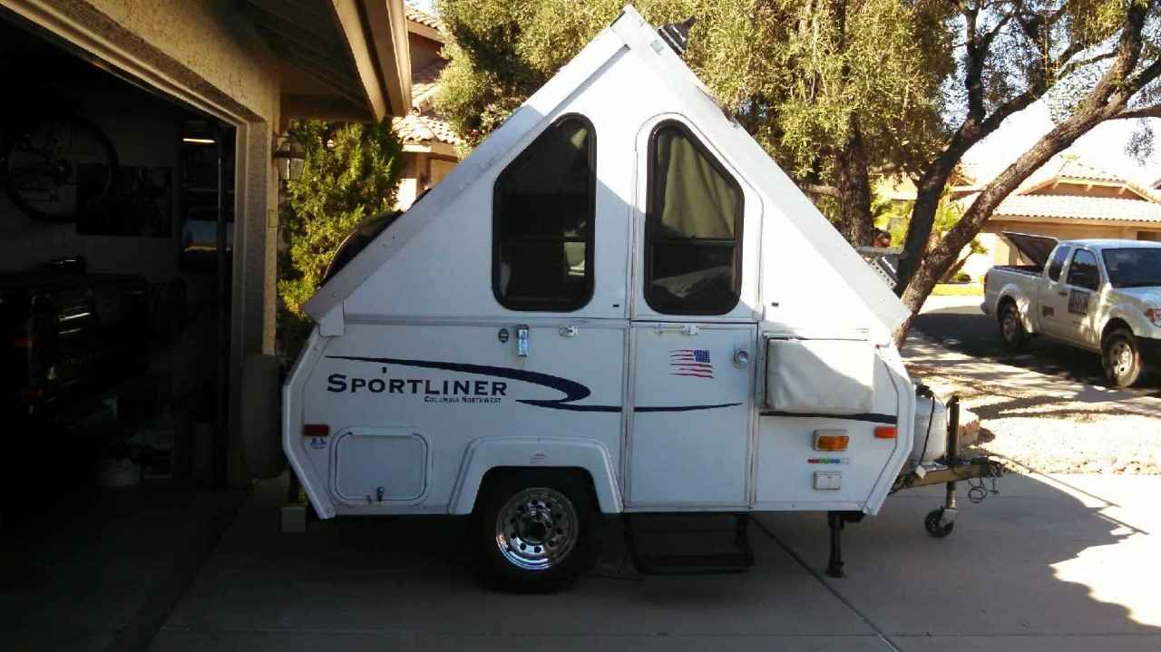2007 Used A Liner Sport Pop Up Camper In Arizona Az