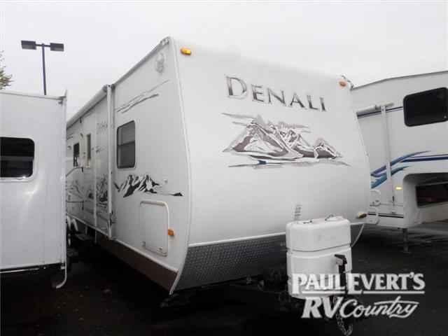 2007 Used Dutchmen Rv Denali 30BS-DSL Travel Trailer in