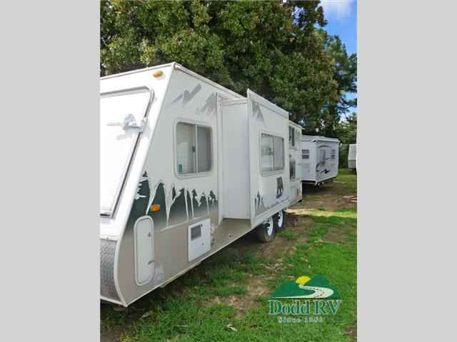 2007 Used Dutchmen Rv Kodiak Skamper 23BH Travel Trailer in