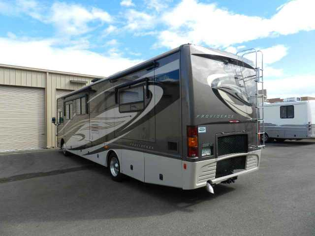2007 used fleetwood providence 39s class a in arizona az. Black Bedroom Furniture Sets. Home Design Ideas