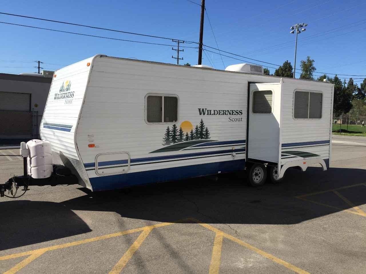 Wilderness Scout Travel Trailer