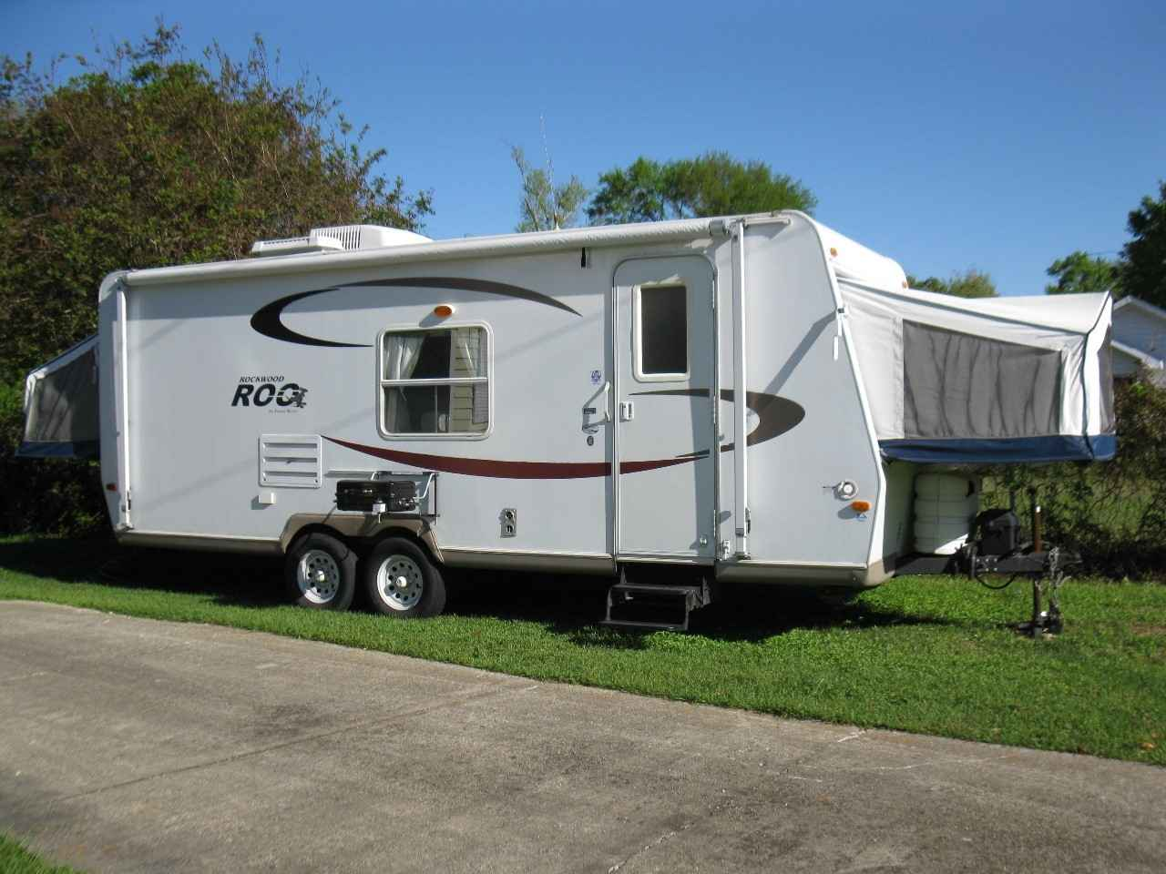 Roo Travel Trailer Ss