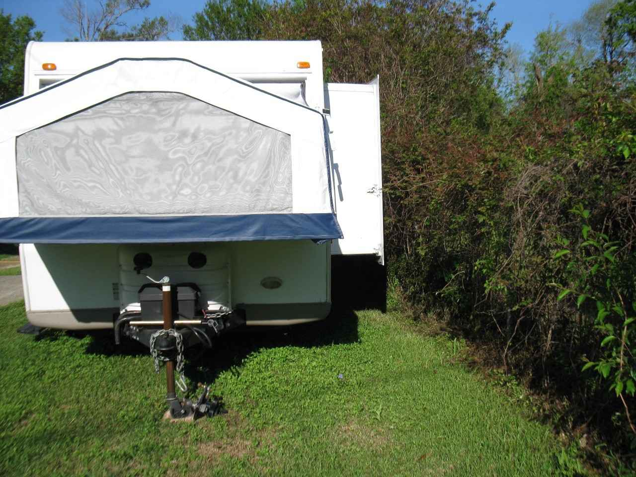 2007 Used Forest River Rockwood Roo 23ss Travel Trailer In