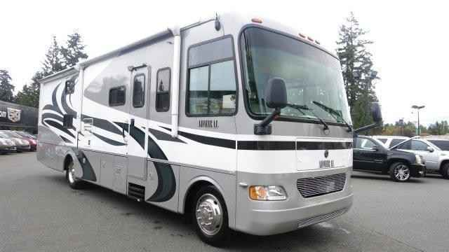 2007 Used Holiday Rambler Admiral 34sbd Class A In