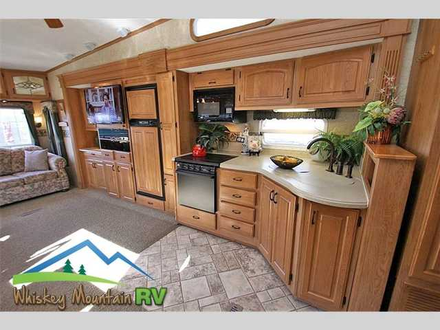 2007 Used Jayco Designer 36 Rlts Fifth Wheel In Arizona Az