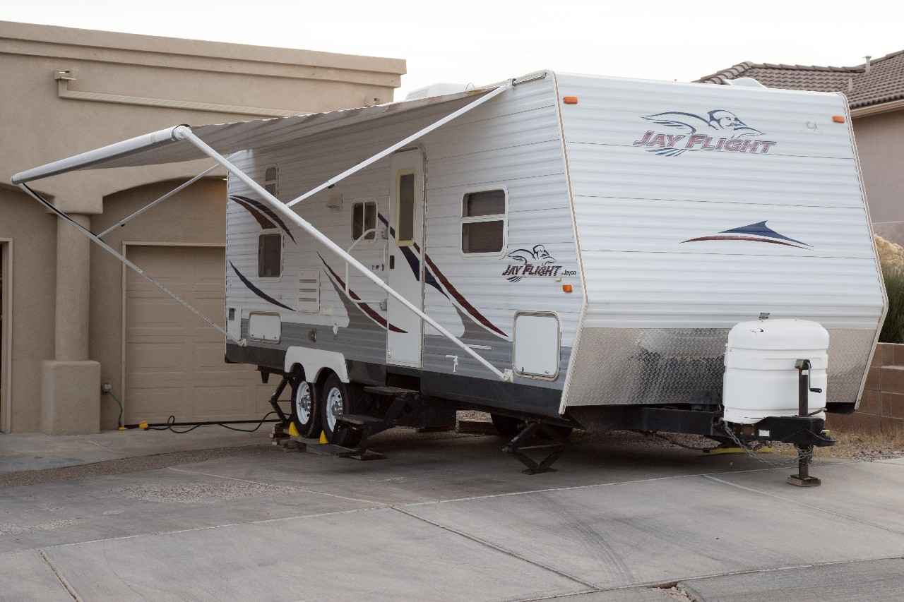 2007 Used Jayco Jay Flight 26bhs Travel Trailer In New