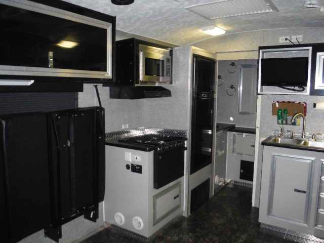 2007 Used Mirage Balboa Toy Hauler In Florida Fl