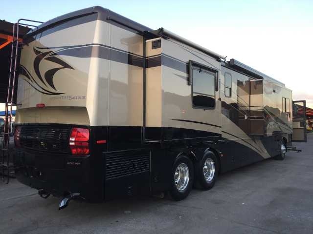 2007 Used Newmar Mountain Aire 4521 Class A In Arizona AZ