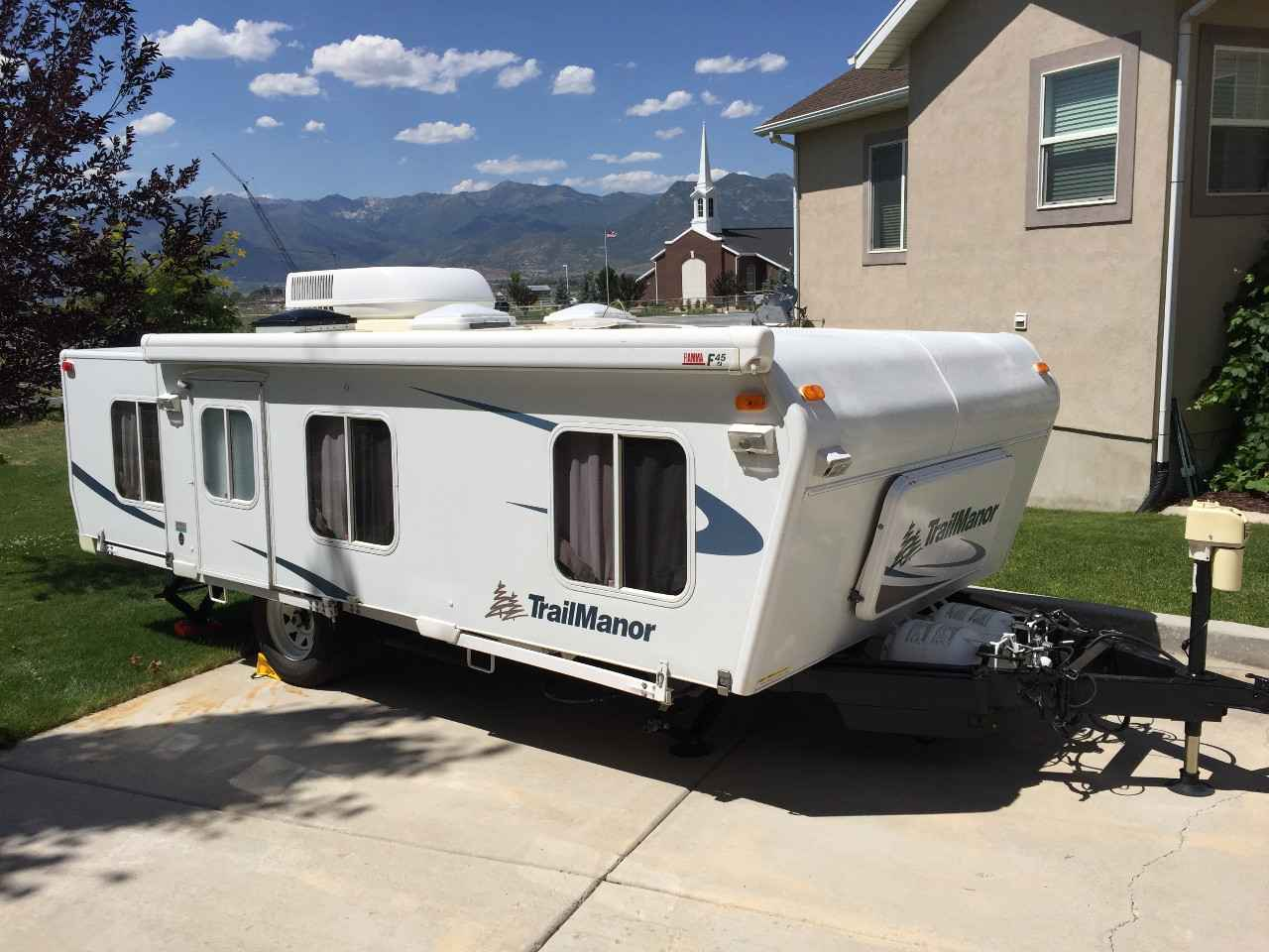 Travel Trailer Dealers In Utah