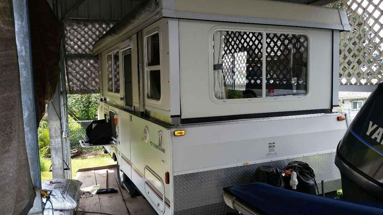 Travel Trailers For Sale Puyallup Wa >> Fleetwood Tacoma Pop Up | Autos Post