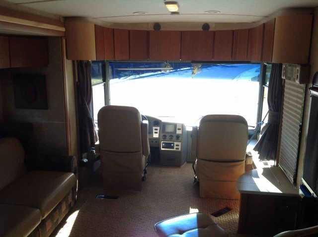 2008 Used Itasca Latitude 39W Class A in California CA