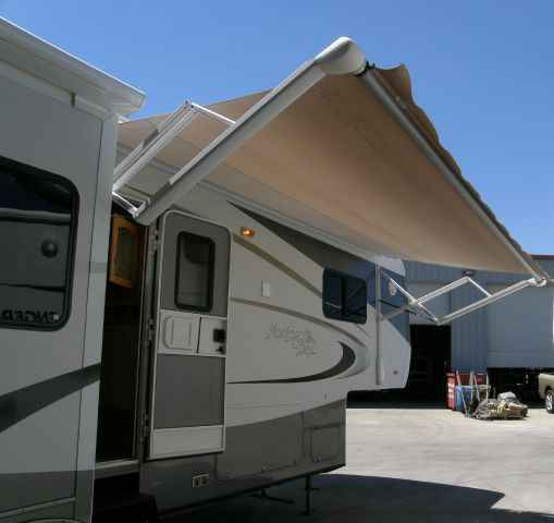 2008 Used K-Z MONTEGO BAY 36IK3 Fifth Wheel In California CA