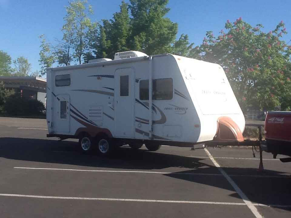 2008 Used R Vision 21rbh Travel Trailer In Washington Wa