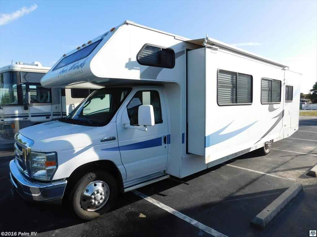 2008 Used Thor Motor Coach Four Winds Five Thousand 31p