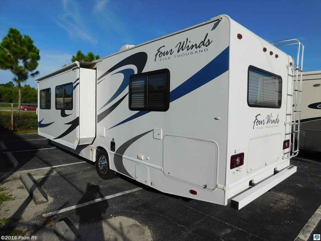 2008 used thor motor coach four winds five thousand 31p for Thor motor coach four winds