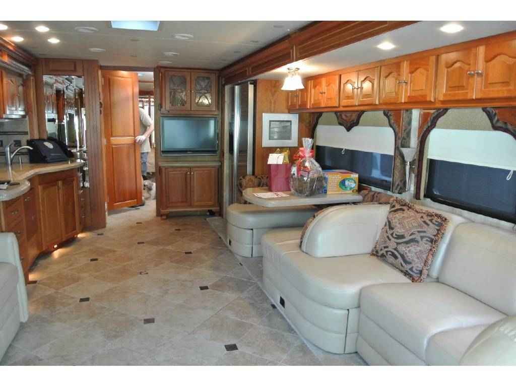 2008 Used Tiffin Motorhomes Allegro Bus 43qrp Class A In