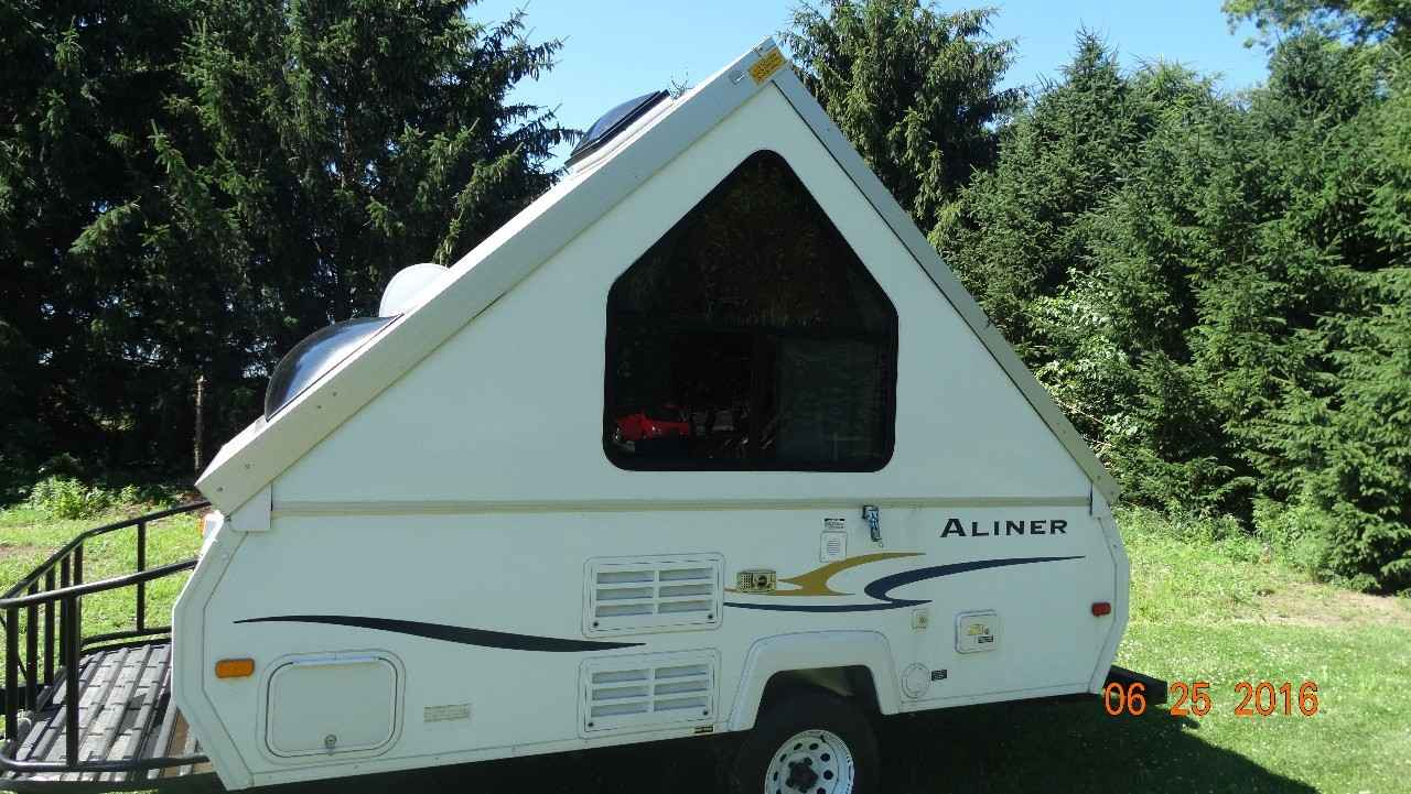 Camper Dealers In Ohio >> 2009 Used A-Liner Expedition Pop Up Camper in Ohio OH