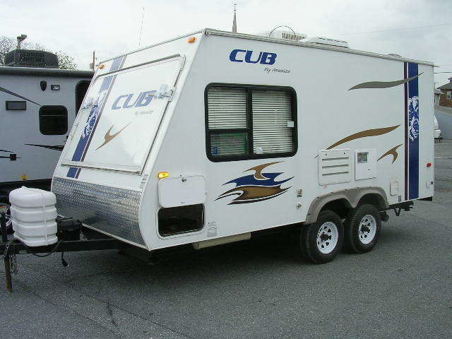 2009 Used Aerolite 185 Cub Expandable Travel Trailer in ...