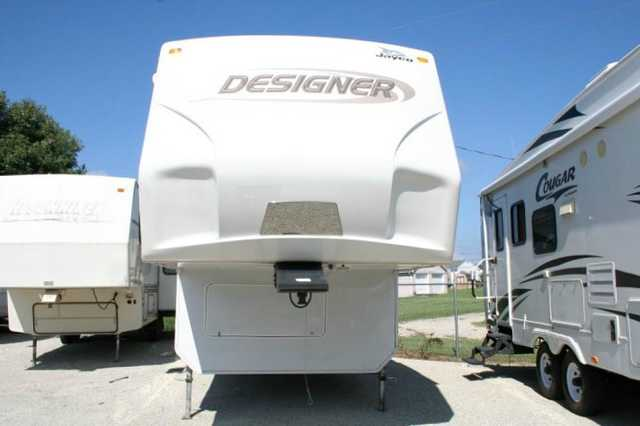 2009 Used Jayco Designer 35rlsa Fifth Wheel In Kentucky Ky