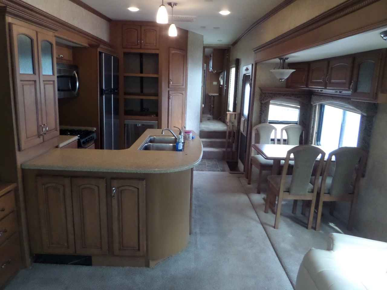 2009 Used Jayco Legacy 36rlms Fifth Wheel In Colorado Co