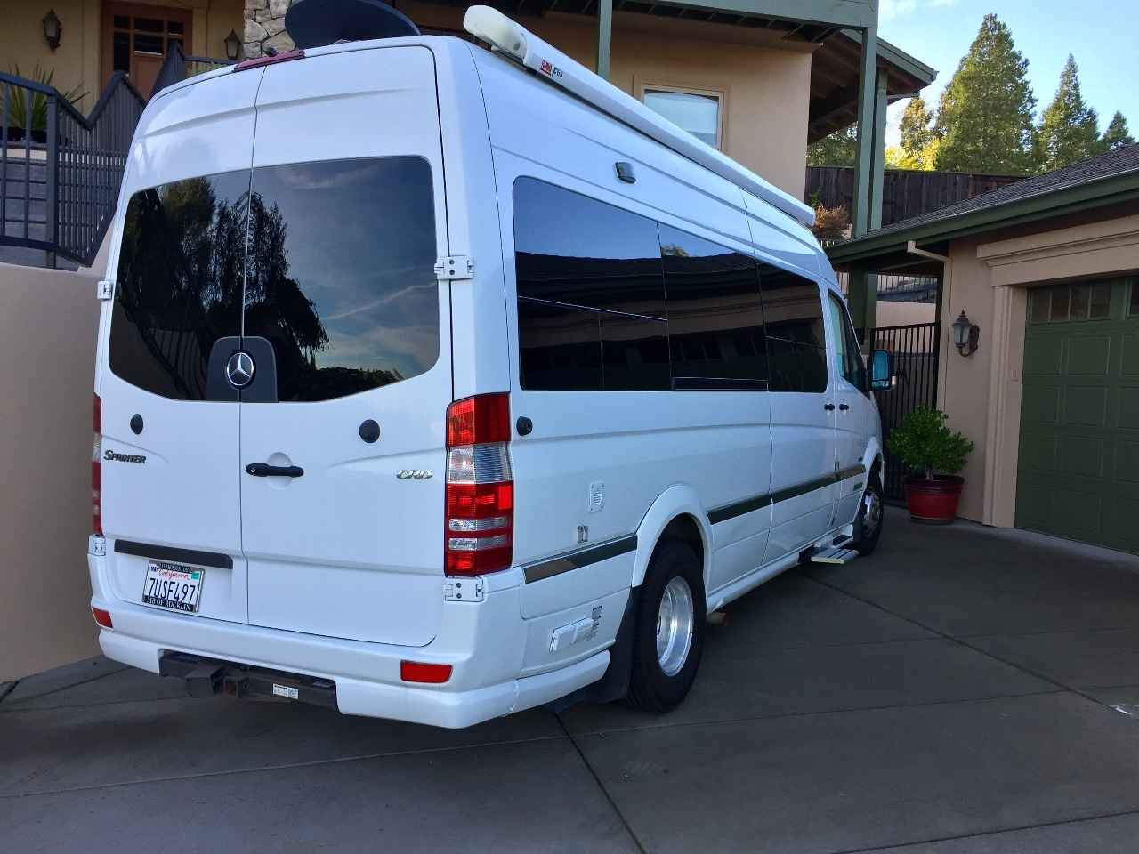 2010 Used Airstream Interstate 3500 Class B In California Ca
