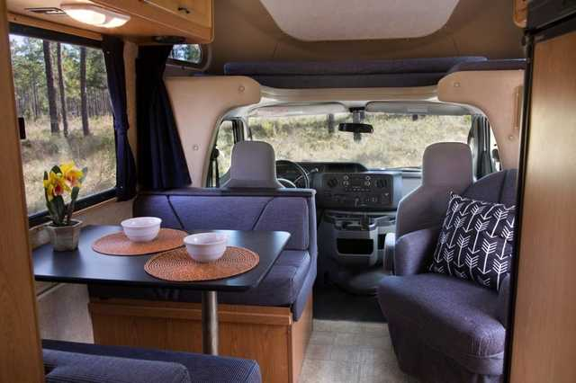 2010 Used Four Winds Majestic 19g Class C In California Ca