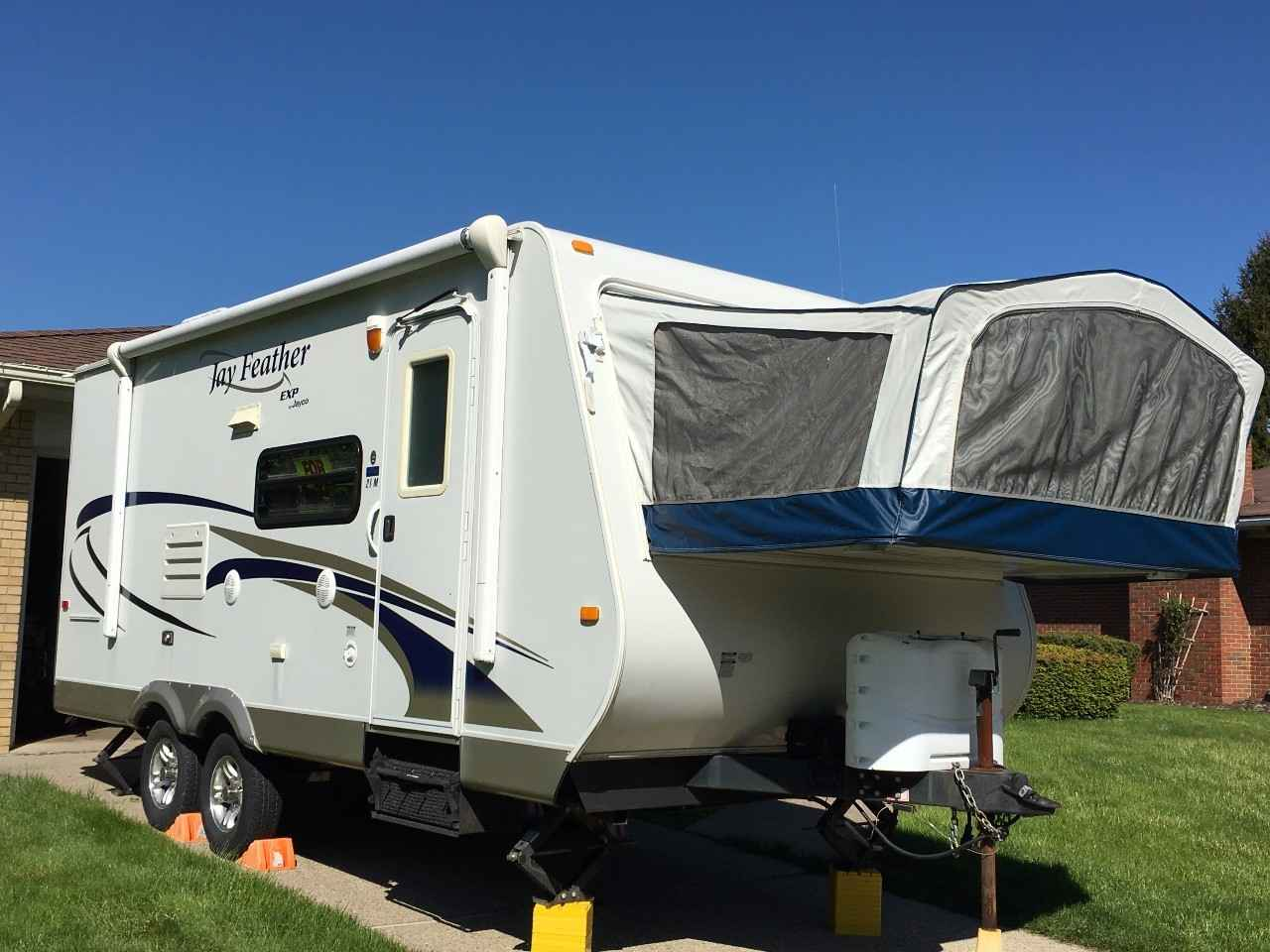 Amazing 2017 Jayco Jay Feather 7 17XFD Travel Trailer Coldwater MI Haylett Auto And