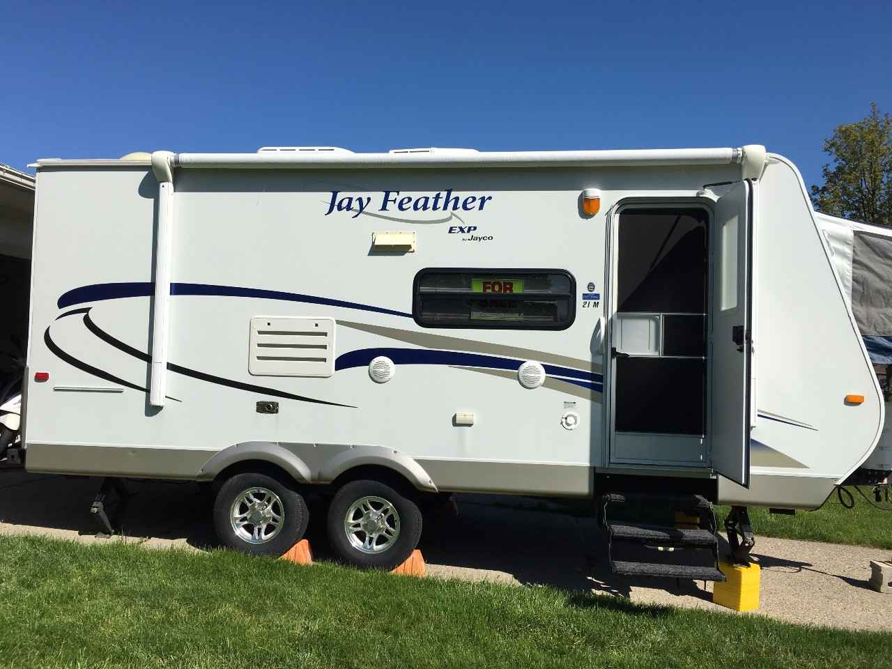 Travel Trailer Blue Book >> aeonhart.com Jayco Travel Trailers In Michigan With Model ...