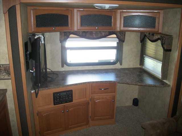 2010 Used Keystone Cougar 318sab Fifth Wheel In Kentucky Ky