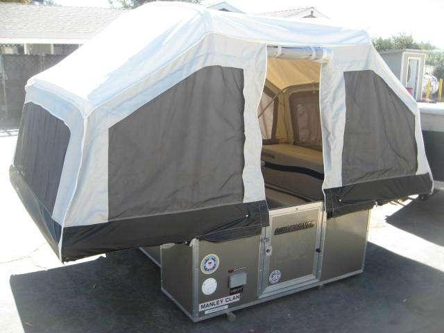 2010 Used Livin' Lite Full Size Truck Camper in California CA