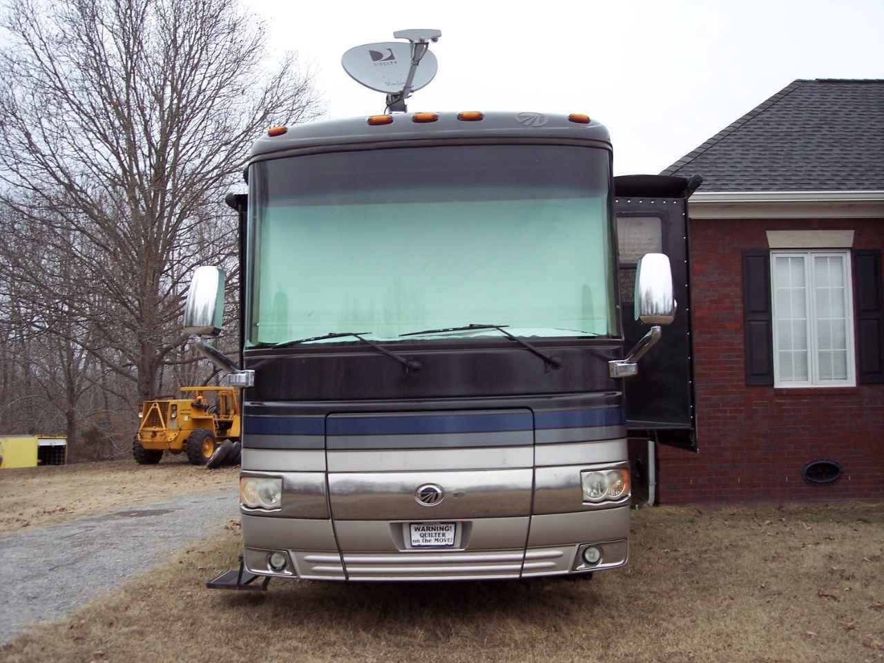 2010 Used Monaco Diplomat 42skq Class A In Tennessee Tn