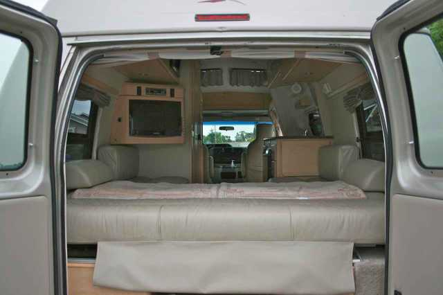 2010 Used Pleasure Way Excel Ford Ts Class B In Oregon Or
