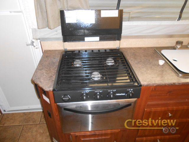 Crestview Rv Georgetown Texas >> 2011 Used Forest River Rv Rockwood High Wall Series HW296 Pop Up Camper in Texas TX