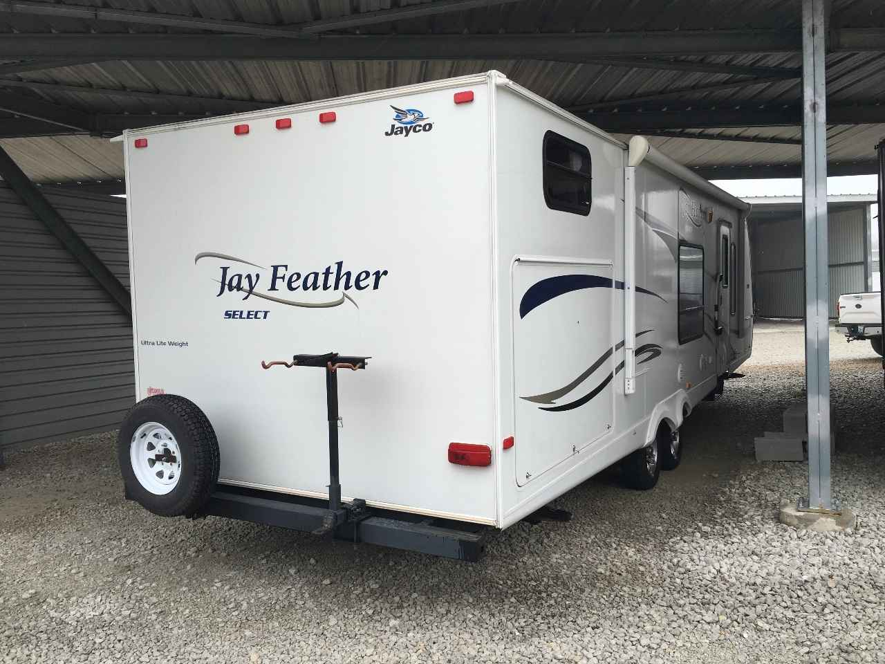 Wonderful 2011 Used Jayco JAY FEATHER SELECT 29L Travel Trailer In Texas TX