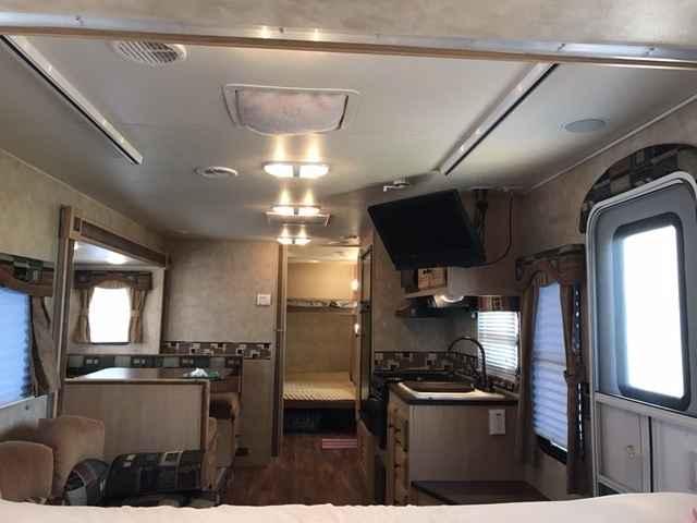 2011 Used K Z Spree 265ks Travel Trailer In Florida Fl