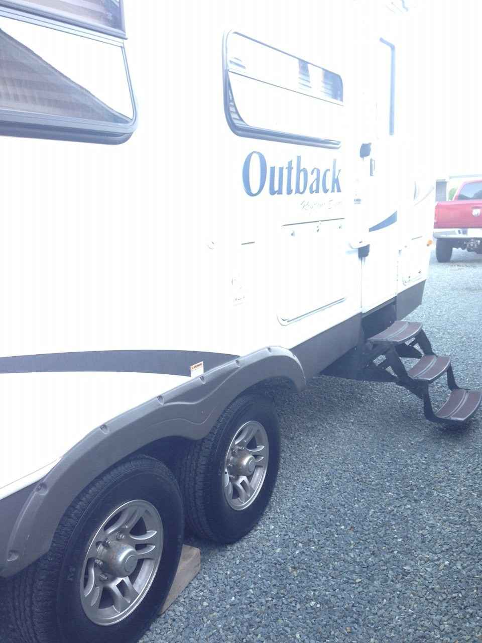 2011 Used Keystone OUTBACK 210RS Travel Trailer in ...