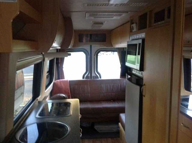 2011 used leisure travel free spirit 24cks class b in