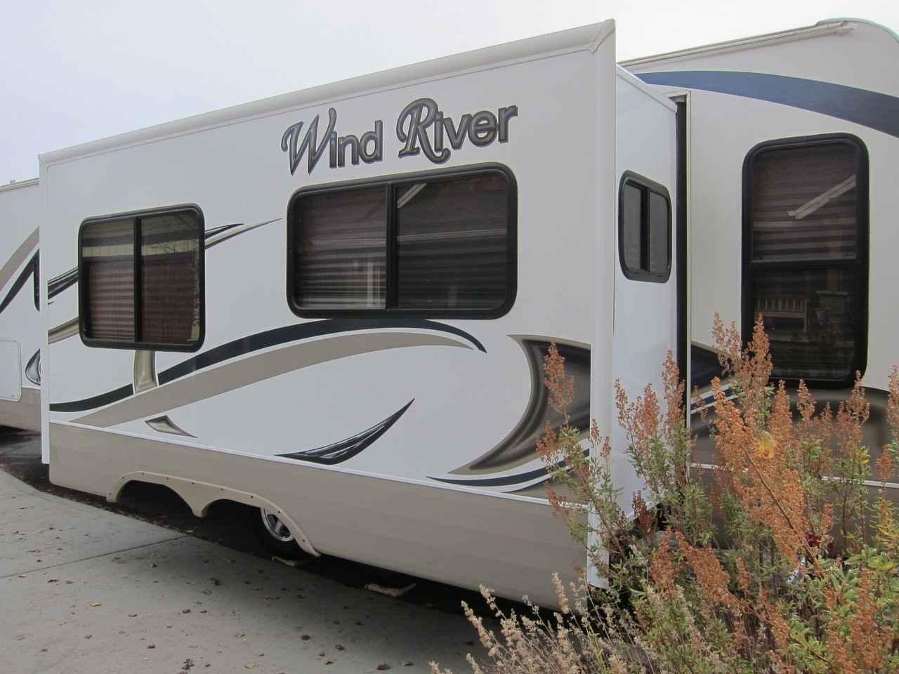 Windriver Trailer