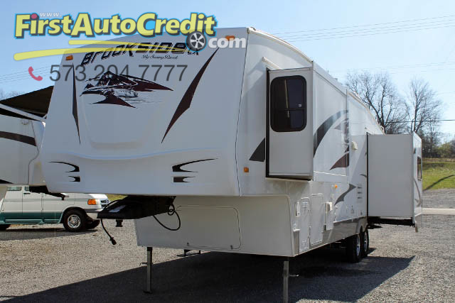 2011 used sunnybrook brookside lx 345 fwse in missouri mo