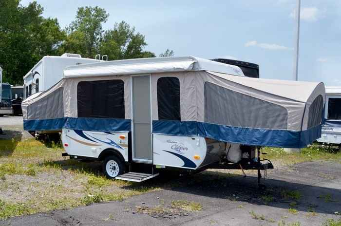 2012 Used Coachmen Clipper 126 Pop Up Camper In New York Ny