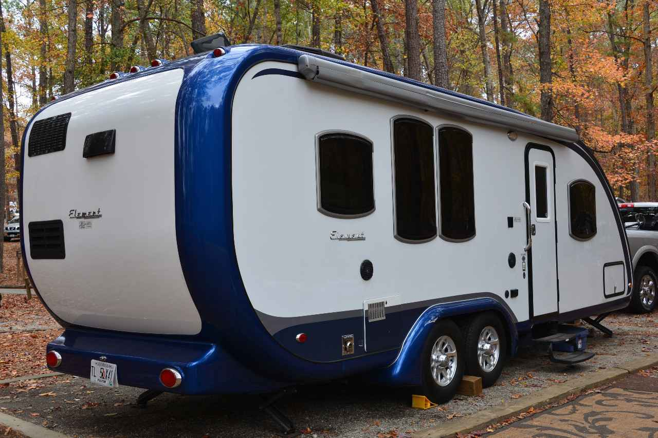 2012 Used Evergreen Element Travel Trailer In Georgia Ga
